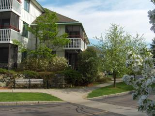 Exterior shot of Orchard Cove
